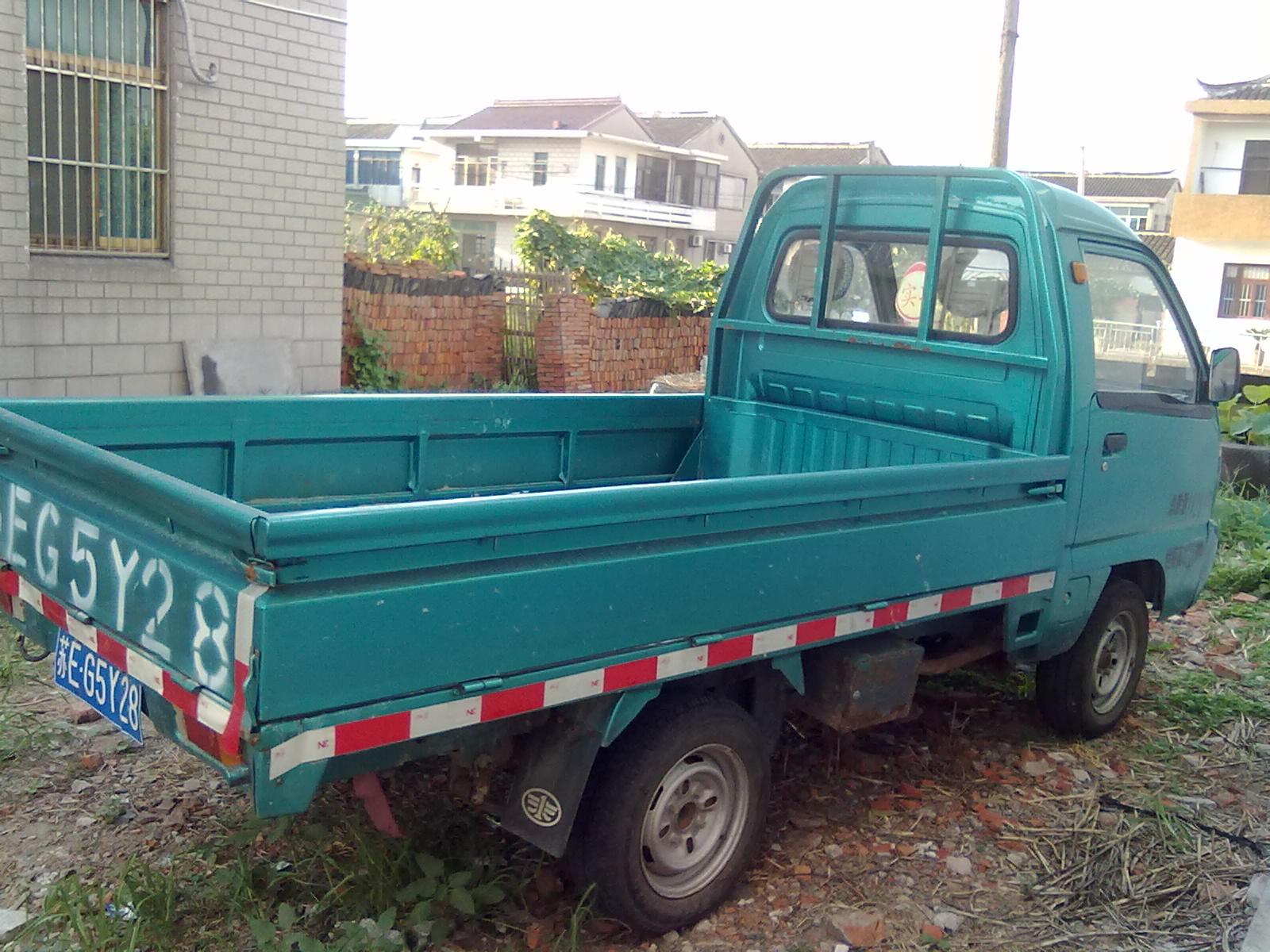 一汽佳宝二手小货车低价出售图片