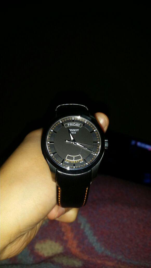 出售天梭全自动机械手表