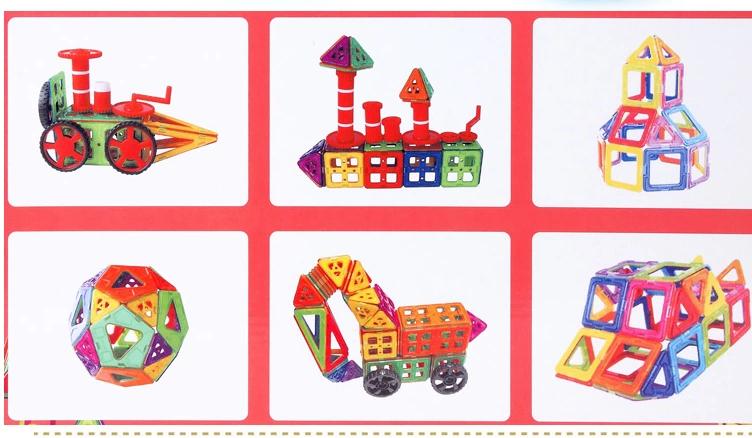 磁力片玩具风靡欧美,是非常适合全家一起同乐的积木。启慧磁力片玩具是唯一一款可以360度旋转,可以相互嵌入的积木,色彩鲜亮,更多造型可随意拼接,培养宝宝动手动脑能力,进口100%无毒环保塑胶,弹性良好,磁力片内材质,不伤手无毛刺,精致礼盒包装,正品保证,是送宝宝的最佳礼物,需要的亲们加微信463597948,价格美丽!