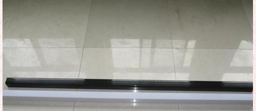 特卖㊣ 淋浴房挡水条 尺寸可订作 圆弧 钻石 直线型均有 高清图片