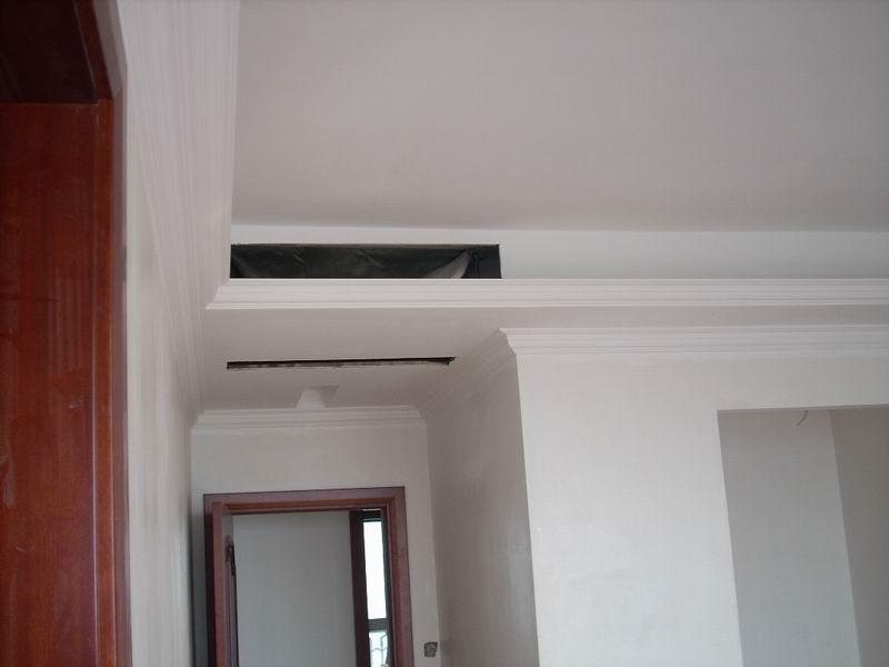 舒适生活 健康空间 美的家庭中央空调 效果图已更新