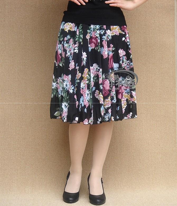 中老年夏季裤子 广场跳舞裙子 10 24元 服饰时尚街 常熟零